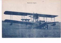 AVIATION(HYDRAVION) - Aviation