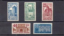 DANTZIG 1936 ** - Danzig