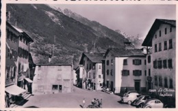 Le Châble VS, Voitures Sur La Place (13663) - VS Wallis