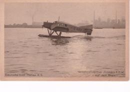 AVIATION(HYDRAVION) - ....-1914: Precursori