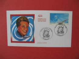 FDC France 2003   N° PA 66   Hommage à L'aviatrice Jacqueline Auriol - 2000-2009