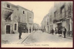 Cournonterral Grande Rue Animée - Hérault 34660 - Magasin Commerce - Cournonterral Canton De Pignan - France