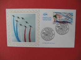 FDC France 2008   N° PA 71    La Patrouille De France - 2000-2009