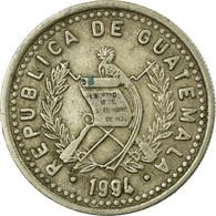 Monnaie, Guatemala, 10 Centavos, 1994, TTB, Copper-nickel, KM:277.5 - Guatemala