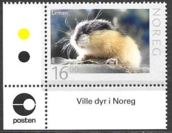 Norwegen Norge Norway Norvège 2014 Fauna Wild Animals MiNr. 1838 Postfrisch Mint Neuf MNH ** - Noruega