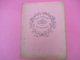 Couverture De Cahier D'écolier/Ecole Communale Dirigée Par Mr & Mme MASSE ( La Couture Boussey?) /Vers 1920-1930  CAH238 - Papierwaren