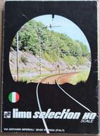 CATALOGO LIMA SELECTION HO SCALE IN ITALIANO ( CART 70) - Modellismo