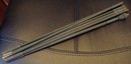 ARMEE AMERICAINE U.S : Antenne Longue Repliable AT271 (Long. 10 Feets Ou +/- 3,05 M), Portée 5 à 8 Km. , BON ETAT VOIR P - Radios
