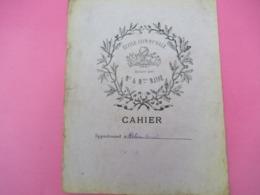 Couverture De Cahier D'écolier/Ecole Communale Dirigée Par Mr & Mme MASSE ( La Couture Boussey?) /Vers 1920-1930  CAH239 - Papierwaren