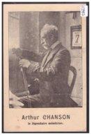 ARTHUR CHANSON, LE LEGENDAIRE MENETRIER - TB - VD Vaud