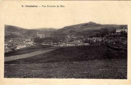 11 - CHALABRE - Vue Générale De L'Est - - Frankrijk