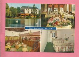 C.P. Rixensart   = Genval Lac  :  Hôtel Restaurant LE  LIDO - Rixensart