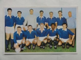 Voetbal, Le Foot,  A.R.A. Gent  1962 / 1963 - Voetbal