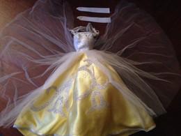 ORIGINAL BARBIE VINTAGE CLOTH # 0872 Cinderella Rich Dress 1964/65 - Barbie