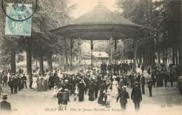 BEAUVAIS FETES DE JEANNE HACHETTE LE KIOSQUE - Beauvais