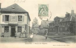 ANDEVILLE PLACE DE L'EGLISE L'EPICERIE - France