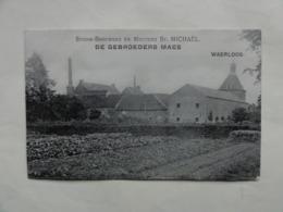 Kontich / Waarloos ; Stoom-Brouwerij En Mouterij St-Michaël  1910 - Kontich