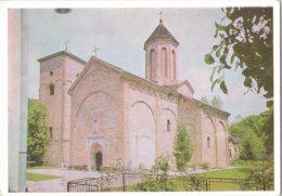 Kt 846 / Manastir Raca - Serbie