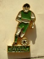 PIN'S  FOOTBALL -  DISTRICT COTE D'OPALE - Football