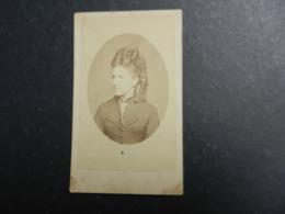 7ogg) ANTICA FOTOGRAFIA FOTOGRAFO SISMONDI GIOVANNI BRA - Ancianas (antes De 1900)