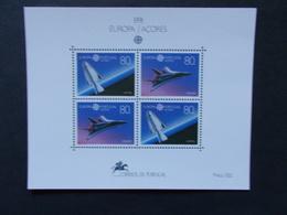 PORTUGAL / ACORES - Blocs Feuillets   N° 12  Europa Cept  Année 1991  Neuf XX ( Voir Photo )  11 - Blocks & Sheetlets