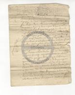 /!\ 1368 - Parchemin - 1746 - Commune De Viarmes (95) - Manuscrits