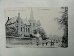 Vilvoorde / Vilvorde , (Pont-Brûlé) Eglise Et Cure - Vilvoorde