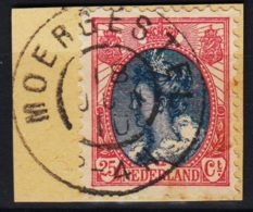 Grootrond GRHK 531 Moergestel Op 71 - Marcophilie