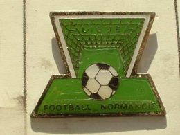 PIN'S  FOOTBALL -  LIGUE DE NORMANDIE - Football