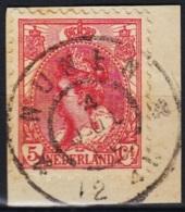 Grootrond GRHK 596 Nunen Op 60 - Poststempel
