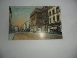 Leuven :louvain 1914 Théatre (extérieur) - Leuven