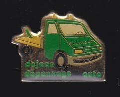 59753- Pin's .transport.dejean.depannage Auto.draguignan. - Transports