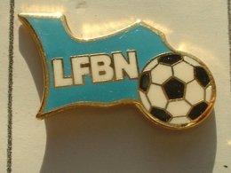 PIN'S  FOOTBALL -  LIGUE DE BASSE NORMANDIE  - EMAIL - Football