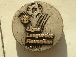 PIN'S  FOOTBALL -  LIGUE LANGUEDOC ROUSSILLON - Football