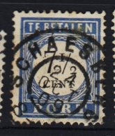 Grootrond GRHK 732 Schaesberg Op P21 - Poststempels/ Marcofilie