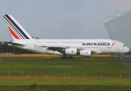 Air France Airlines A380 F-HPJC Airways AirFrance French - 1946-....: Modern Era