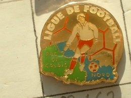 PIN'S  FOOTBALL -  LIGUE NORD / PAS DE CALAIS - Football