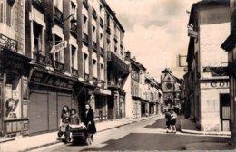 93 263 MONTREUIL La Rue De L'Eglise - Montreuil