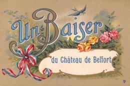 Belfort (90) - Un Baiser Du Chateau De Belfort - Belfort - Ville