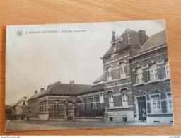 BRAINE-LE-COMTE L'école Moyenne - Braine-le-Comte