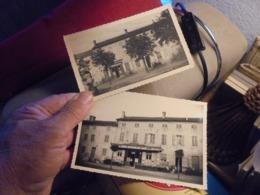 Cartes Photos Dos Vierge Crêches Sur Saône Restaurant Hotel De L'Union - France