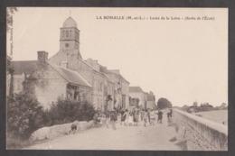 CPA LA BOHALLE-Levée De La Loire-(Sortie De L'Ecole)-Animée- - France