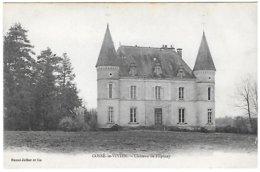 ! - France - Cossé-le-Vivien - Château De L'Epinay - 2 Scans - France