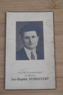 Denderleeuw WO2 Verzet Foto Kapitein OMBR + Duitsland 1944 Verhavert - Religion & Esotérisme
