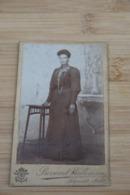 Aalst Foto Begin 1900' Fotograaf Willemsen - Anonyme Personen