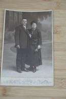 Aalst Foto Begin 1900' Fotograaf Van Den Steen - Anonyme Personen