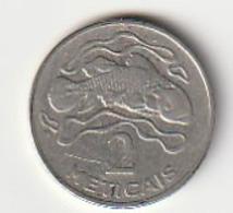 Mozambique - 2 METICAIS Metical - 2006 - KM# 138 - Mosambik