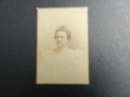 7ogg) ANTICA FOTOGRAFIA FOTOGRAFO TESTA GENOVA SALITA POLLAJUOLI PHOTOGRAPHIE - Antiche (ante 1900)