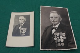 Doodsprentje Wo1 Terdoodveroordeelde 1914-18 Foto Beyns St Truiden -ruisbroek+ 1952 - Religion &  Esoterik