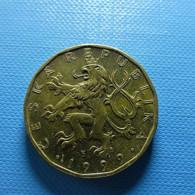 Czech Republic 20 Korun 1999 - Repubblica Ceca